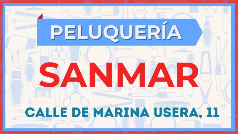 Peluquería  SANMAR